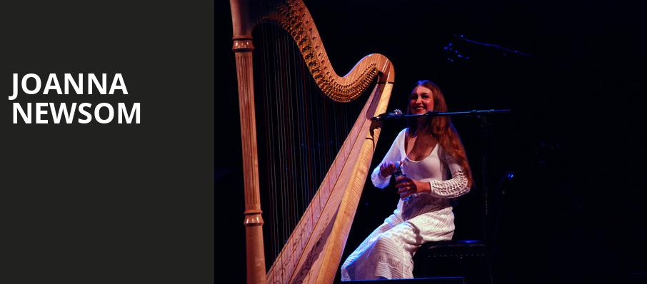 Joanna Newsom, Thalia Hall, Chicago