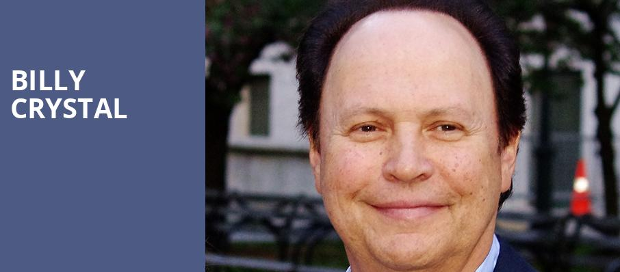Billy Crystal, The Chicago Theatre, Chicago