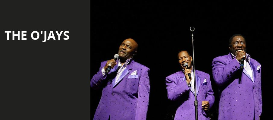 The Ojays, Genesee Theater, Chicago