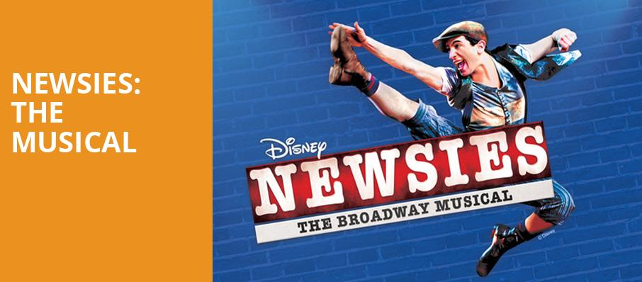 Newsies The Musical, Marriott Theatre, Chicago