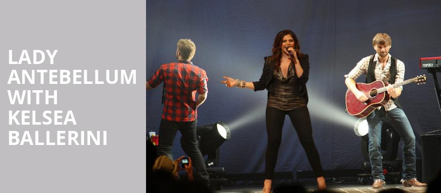 Lady Antebellum with Kelsea Ballerini, Hollywood Casino Amphitheatre IL, Chicago