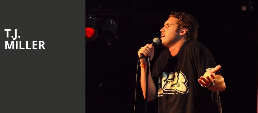 TJ Miller, Chicago Improv, Chicago