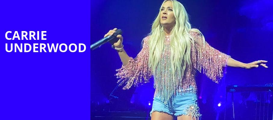 Carrie Underwood, United Center, Chicago