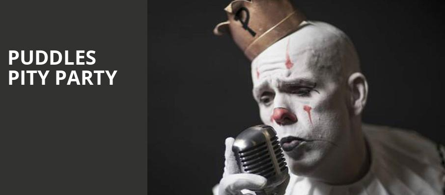 Puddles Pity Party, Vic Theater, Chicago