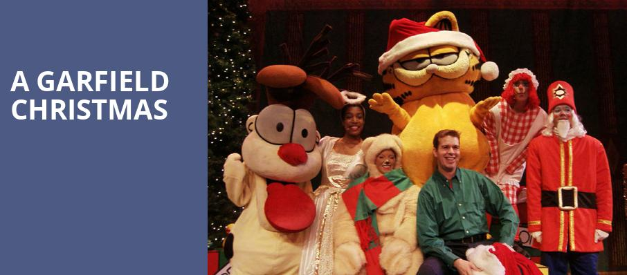 A Garfield Christmas, Genesee Theater, Chicago