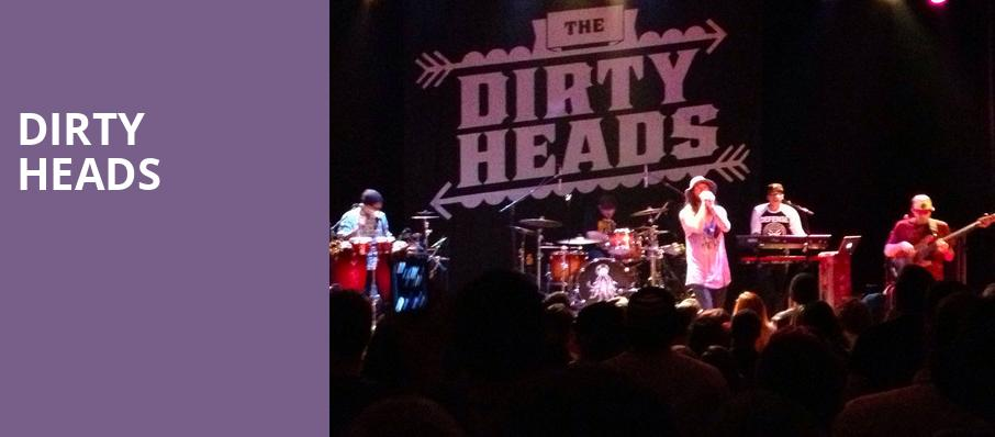 Dirty Heads, Riviera Theater, Chicago
