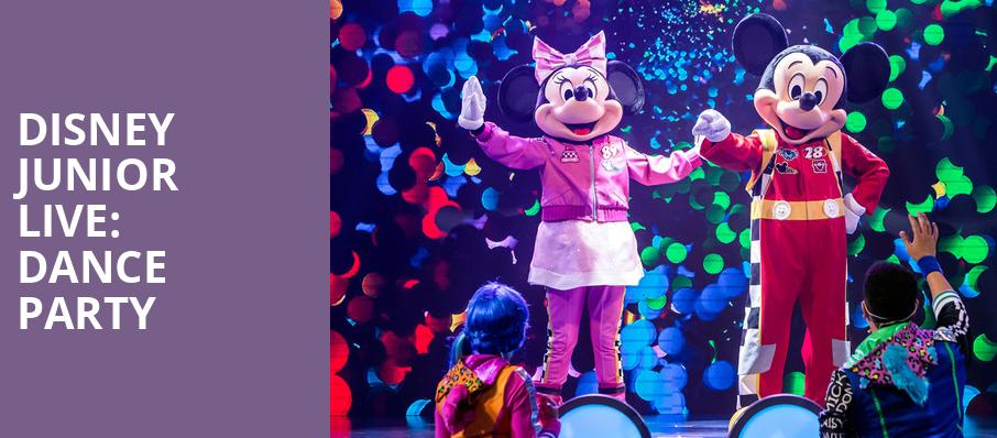 Disney Junior Live Dance Party, The Chicago Theatre, Chicago