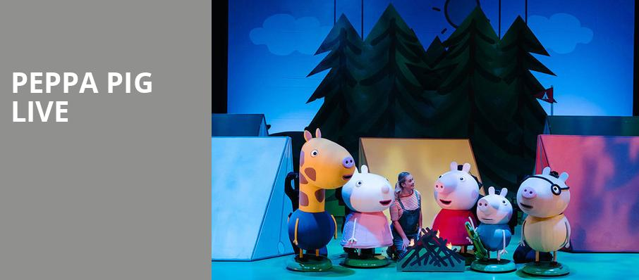 Peppa Pig Live, The Chicago Theatre, Chicago