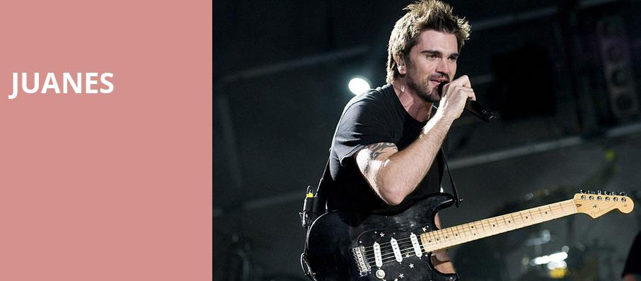 Juanes, Rosemont Theater, Chicago