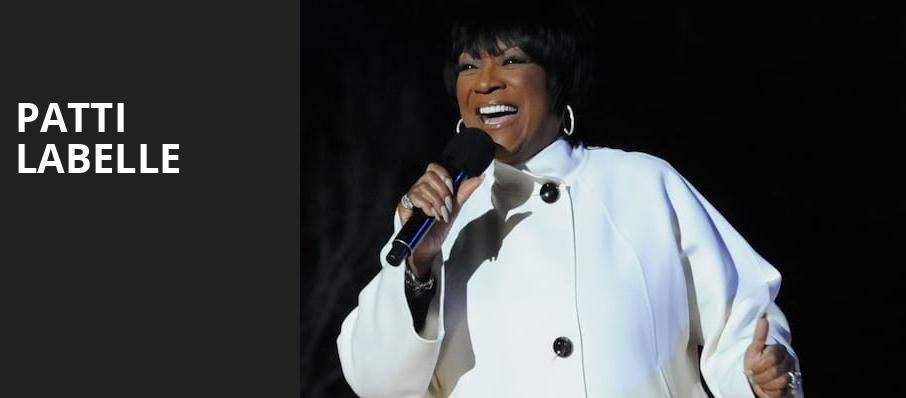 Patti Labelle, Ravinia Pavillion, Chicago