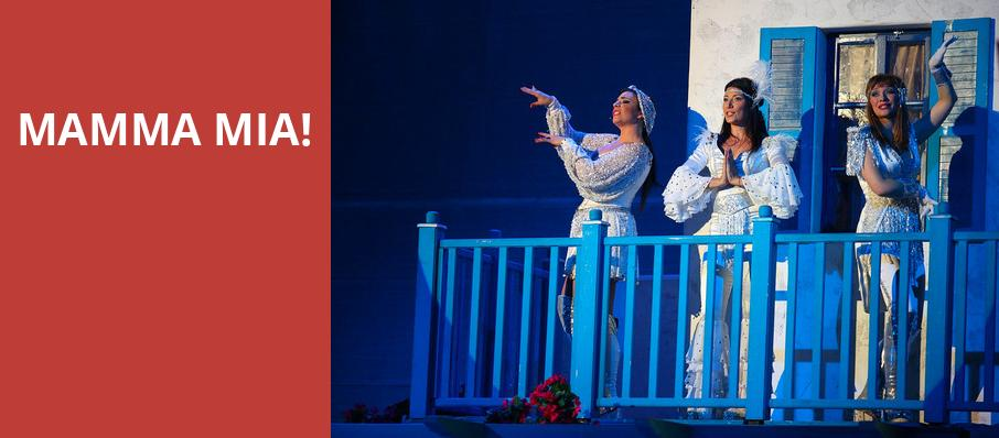 Mamma Mia, Drury Lane Theatre Oakbrook Terrace, Chicago