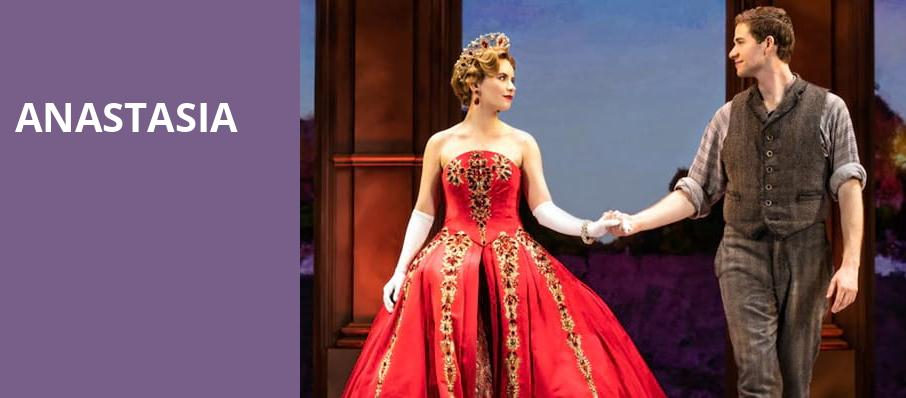 Anastasia, James M Nederlander Theatre, Chicago