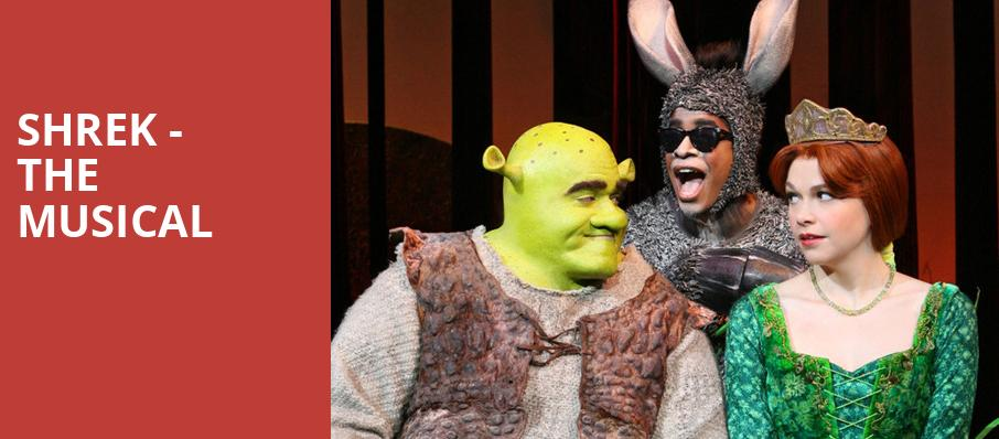 Shrek The Musical, Drury Lane Theatre Oakbrook Terrace, Chicago