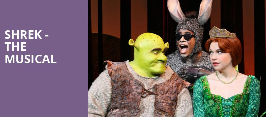 Shrek The Musical, Marriott Theatre, Chicago