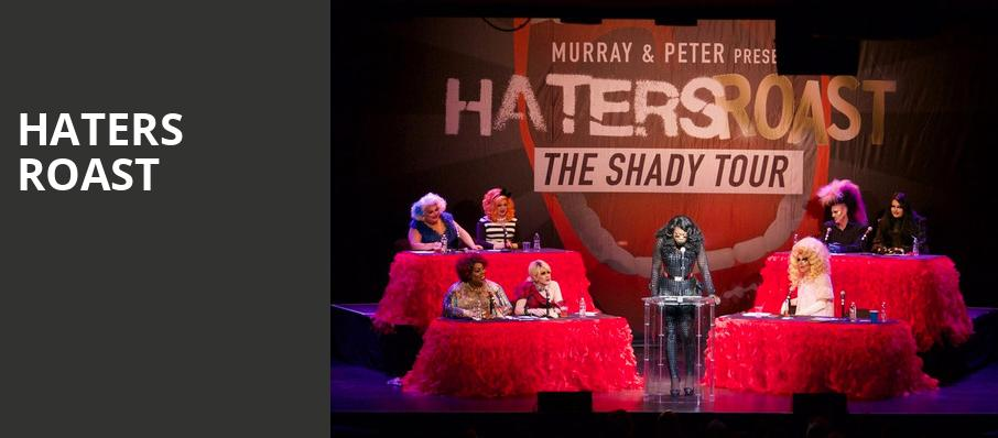 Haters Roast, Vic Theater, Chicago