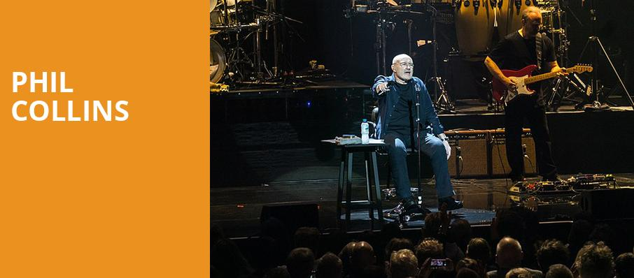Phil Collins, United Center, Chicago