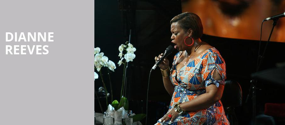 Dianne Reeves, Symphony Center Orchestra Hall, Chicago
