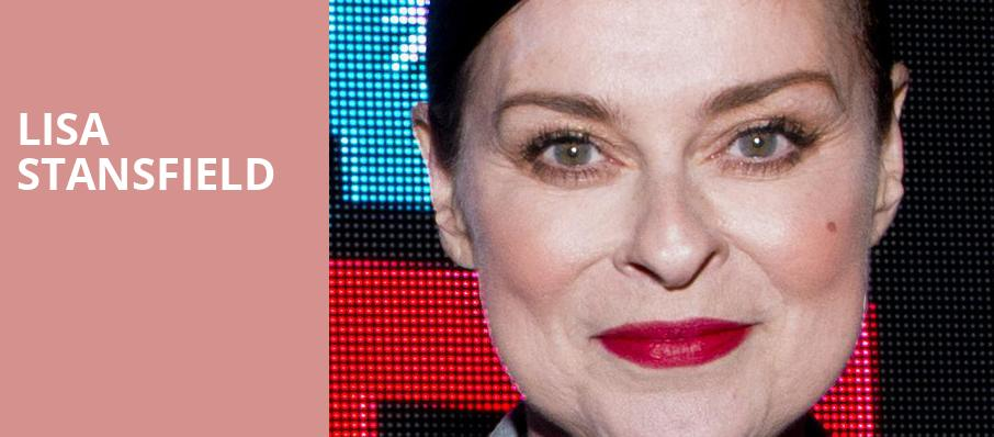 Lisa Stansfield, Vic Theater, Chicago