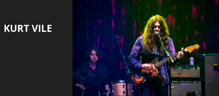 Kurt Vile, Thalia Hall, Chicago