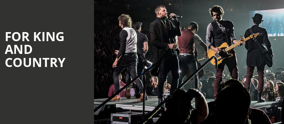 For King And Country, Sears Center Arena, Chicago