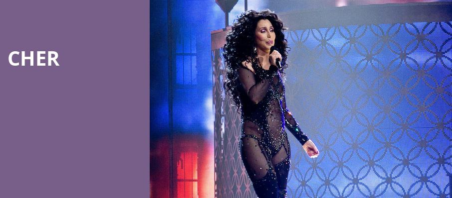 Cher, United Center, Chicago