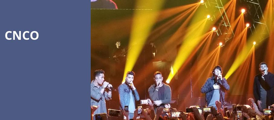 CNCO, Rosemont Theater, Chicago