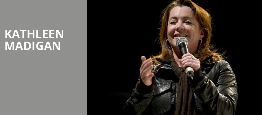 Kathleen Madigan, The Chicago Theatre, Chicago