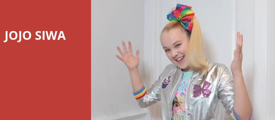 Jojo Siwa, TaxSlayer Center, Chicago