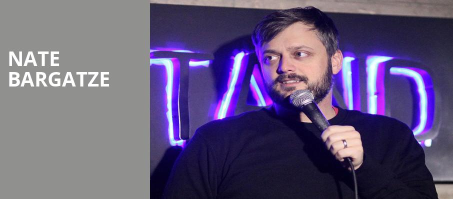 Nate Bargatze, Genesee Theater, Chicago