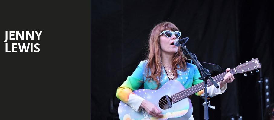 Jenny Lewis, Riviera Theater, Chicago