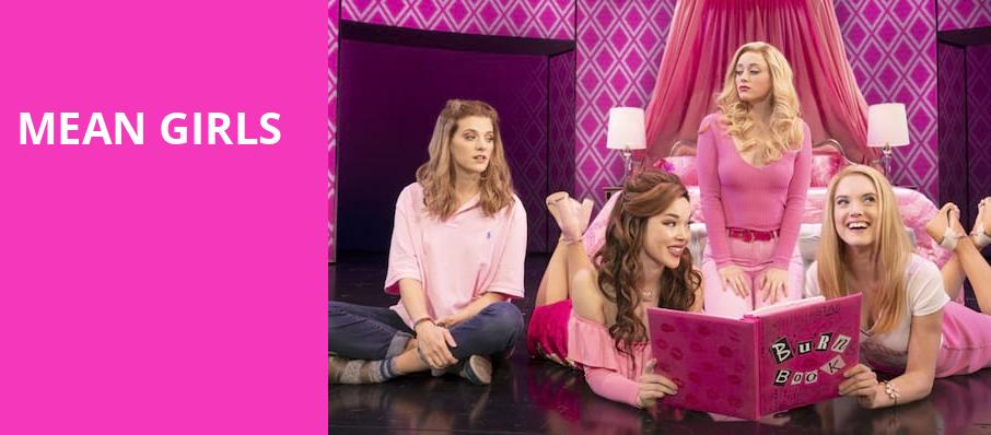 Mean Girls, James M Nederlander Theatre, Chicago