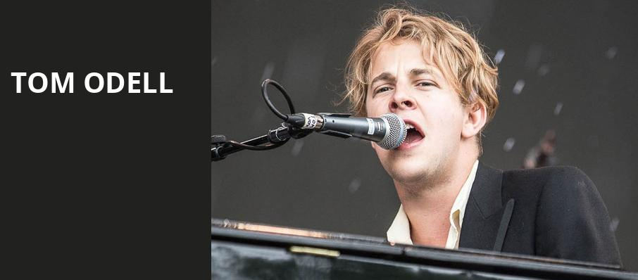 Tom Odell, Thalia Hall, Chicago