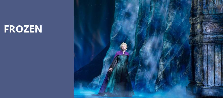 Frozen, Cadillac Palace Theater, Chicago