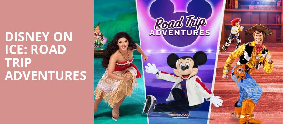 Disney On Ice Road Trip Adventures, All State Arena, Chicago