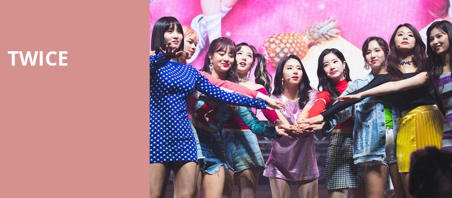 Twice, Wintrust Arena, Chicago