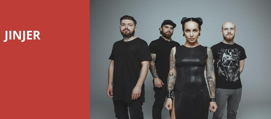 Jinjer, Bottom Lounge, Chicago