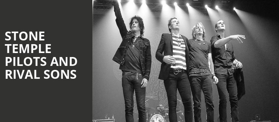 Stone Temple Pilots and Rival Sons, Aragon Ballroom, Chicago