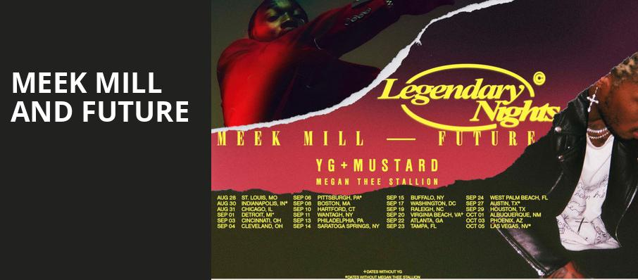 Meek Mill and Future, Hollywood Casino Amphitheatre Chicago, Chicago