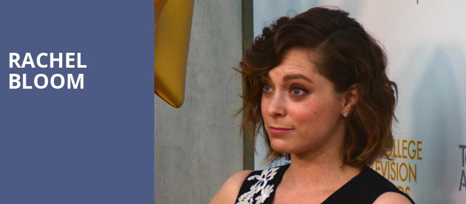 Rachel Bloom, The Chicago Theatre, Chicago