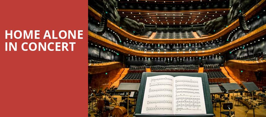 Home Alone in Concert, Symphony Center Orchestra Hall, Chicago