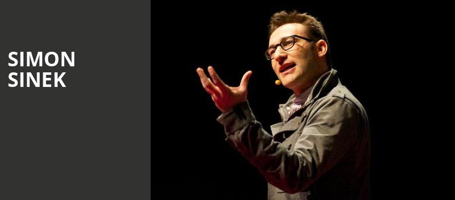 Simon Sinek, Athenaeum Theater, Chicago
