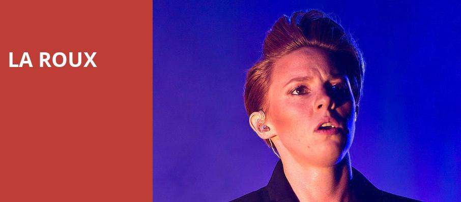 La Roux, Park West, Chicago