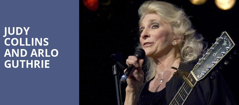 Judy Collins and Arlo Guthrie, Ravinia Pavillion, Chicago