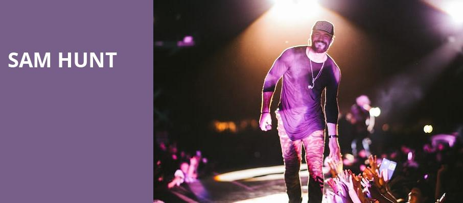 Sam Hunt, Hollywood Casino Amphitheatre Chicago, Chicago