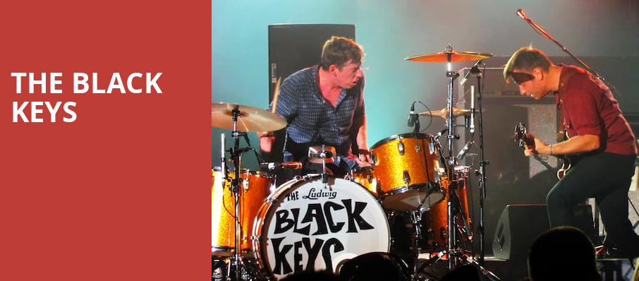 The Black Keys, Hollywood Casino Amphitheatre Chicago, Chicago