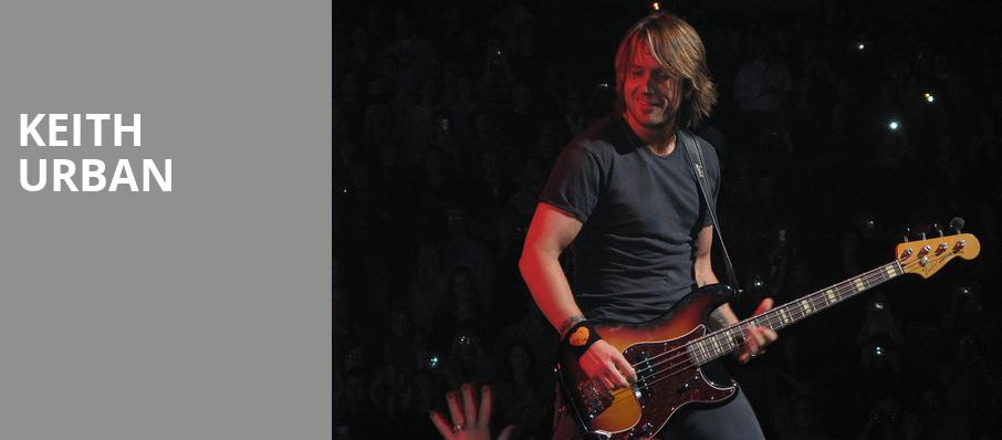 Keith Urban, Hollywood Casino Amphitheatre IL, Chicago