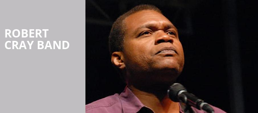 Robert Cray Band, Center East Theatre, Chicago