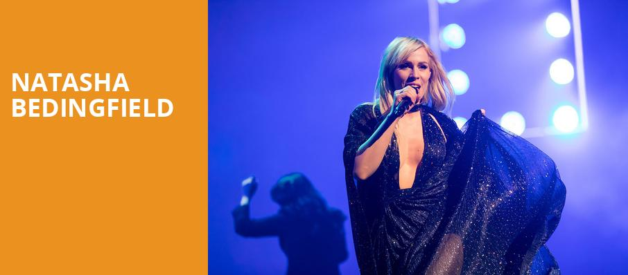 Natasha Bedingfield, Park West, Chicago