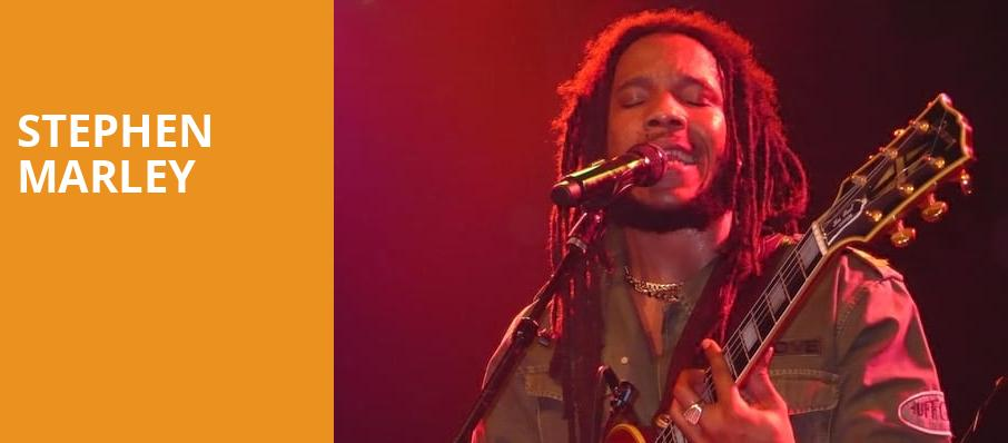 Stephen Marley, Evanston Space, Chicago
