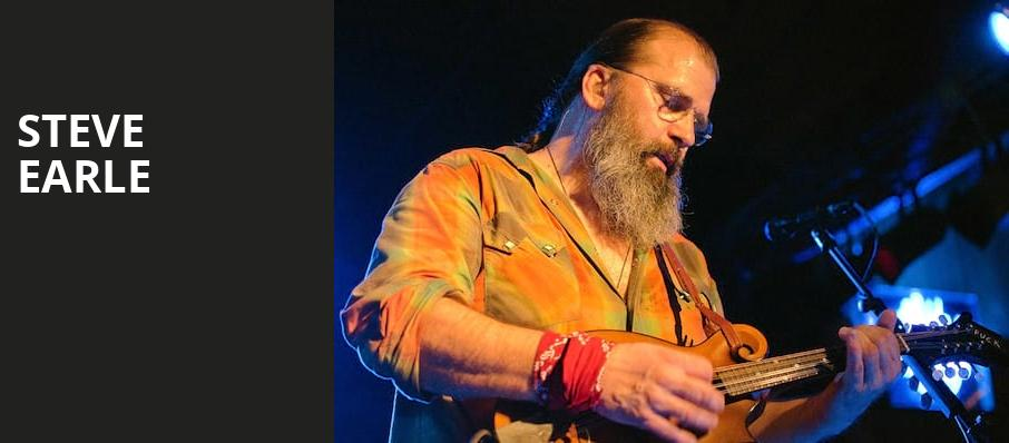 Steve Earle, Old Town School Of Folk Music, Chicago